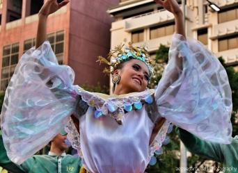 Maytime Festival dancer of Antipolo City
